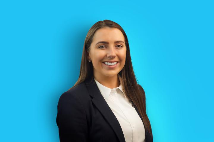 Rachael O'Connor, Area manager Aldi, gradireland